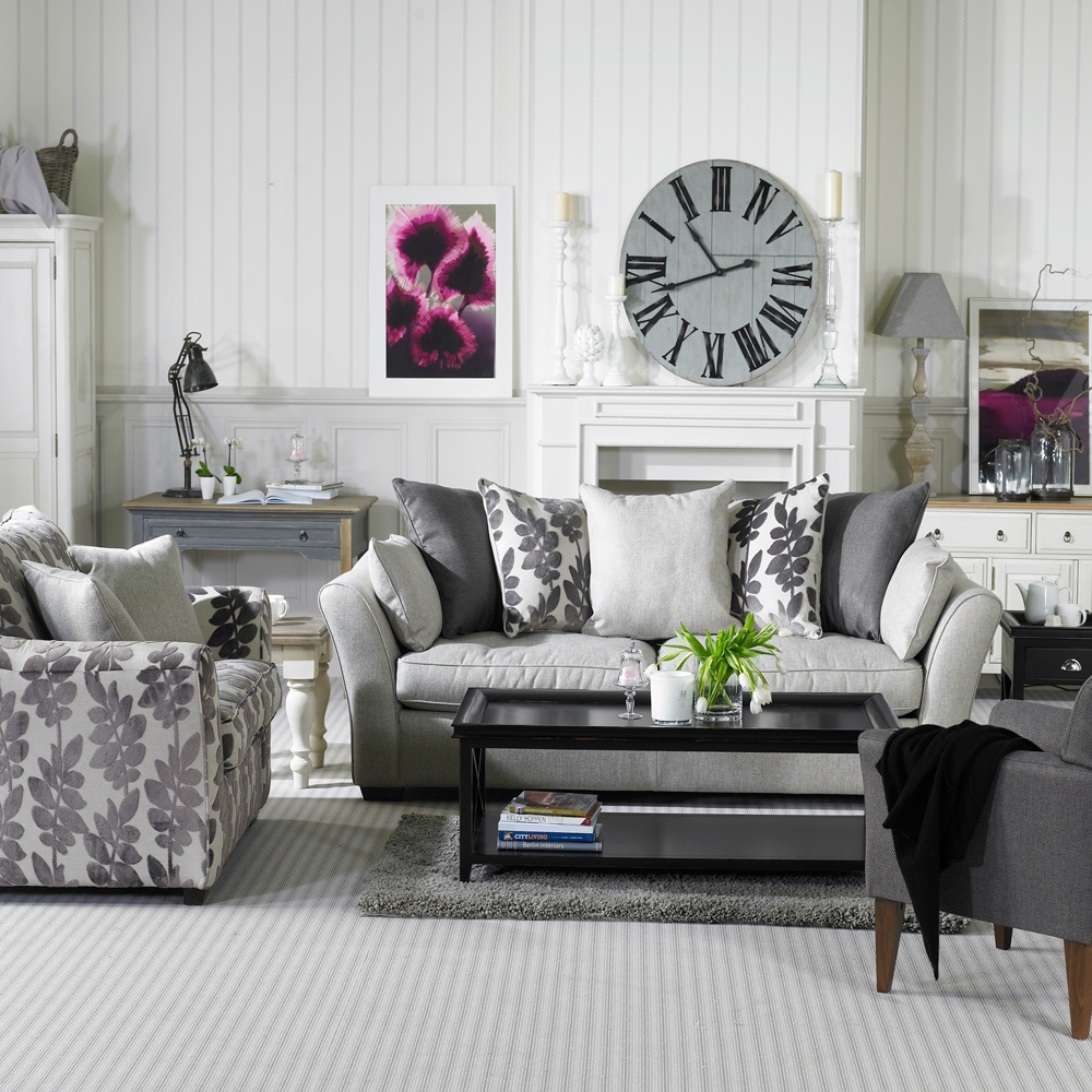 living rooms with grey couches floral arrangements for room 69 fabulous gray designs to inspire you decoholic 64