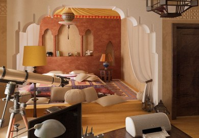 Bedroom Decorating Ideas Moroccan Theme