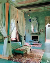 40 Moroccan Themed Bedroom Decorating Ideas - Decoholic
