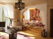 Moroccan Style Bedroom Decorating Ideas