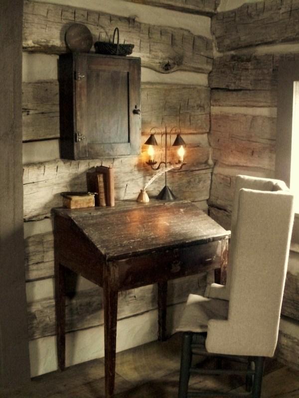 Stylish Primitive Home Decorating Ideas - Decoholic