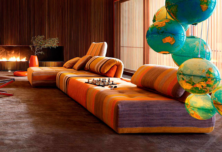 roche bobois sofas autumnwinter collection