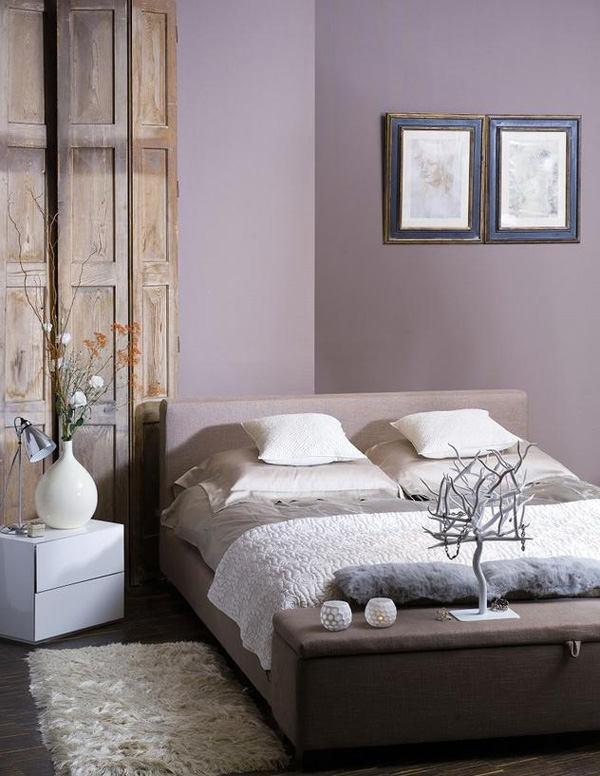 Purple Paint For Bedroom Walls Novocom Top