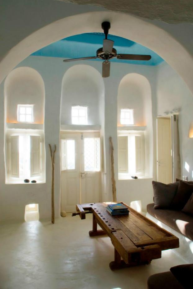 Traditional House On Greek Island by Zege  Decoholic