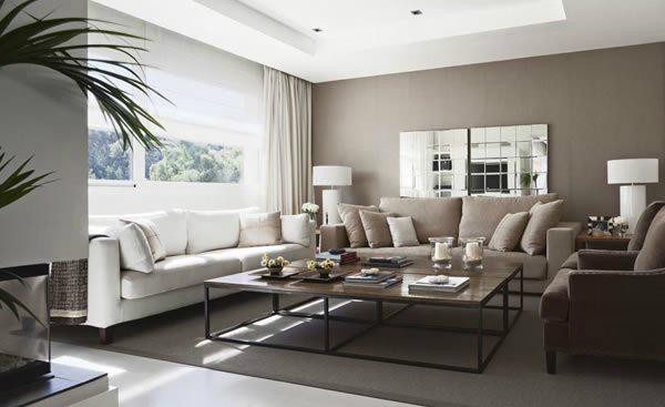 Living Room Designs by LA ALBAIDA DECORACIN  Decoholic