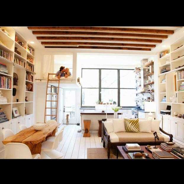 Tiny Studio Apartment Ideas