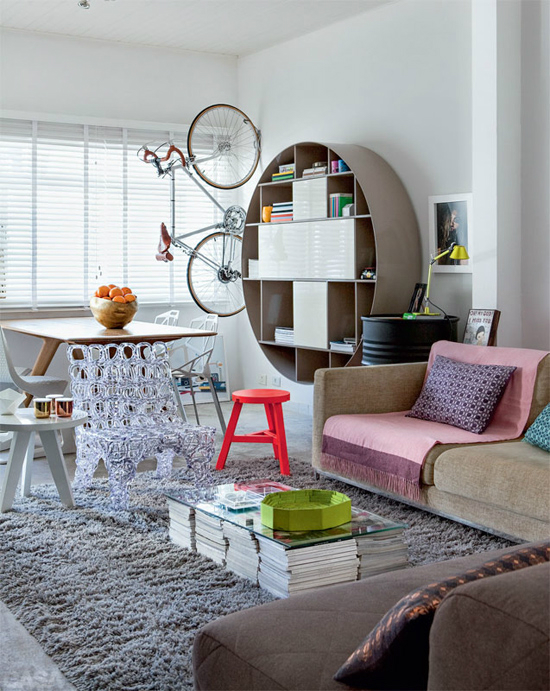 Cheerful And Interesting Interior On A Budget Decoholic