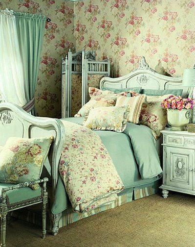 30 Shabby Chic Bedroom Decorating Ideas  Decoholic