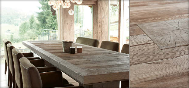 Family Room Table Decorating Ideas