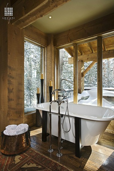 rustic master bathroom 40 Rustic Bathroom Designs - Decoholic