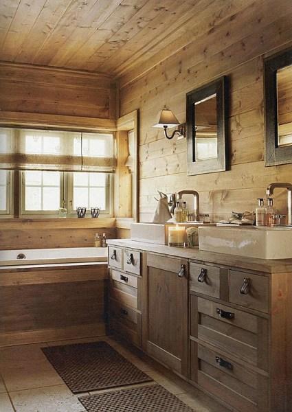 rustic master bathroom 40 Rustic Bathroom Designs - Decoholic