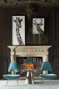 40 Fireplace Decorating Ideas - Decoholic