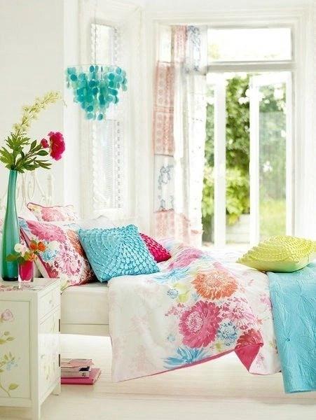 pale green color scheme for bedroom 22 Beautiful Bedroom Color Schemes - Decoholic