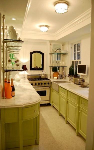 small galley kitchen designs 47 Best Galley Kitchen Designs - Decoholic