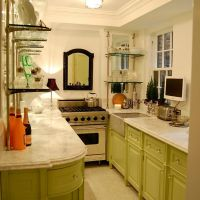 Best Galley Kitchen Full Hd Design For Kitchen Of Gallery Computer High Quality