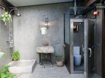 Industrial Chic Apartment With an Inviting Appeal - Decoholic