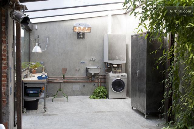 Industrial Apartment Decorating Ideas