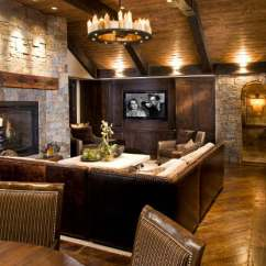 Rustic Decorating Ideas For Living Room Design Furniture Placement 40 Awesome Decoholic Idea 2