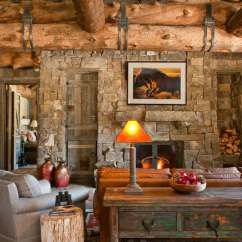 Rustic Living Room Designs Decorating Ideas With Big Screen Tv 40 Awesome Decoholic Idea 32