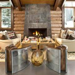 Rustic Decorating Ideas For Living Room Elegant Rooms Furniture 40 Awesome Decoholic