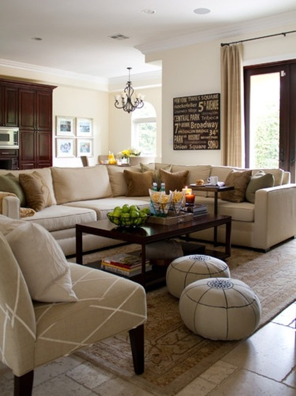 beige color palette living room cheap area rugs for 33 ideas decoholic 3