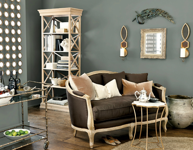 swivel chair large rocking covers australia 36 charming living room ideas - decoholic