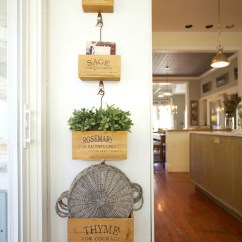 Decorating Kitchen Vintage Hutch How To Decorate Your With Herbs 40 Ideas Decoholic 10