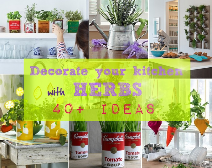 how to decorate your kitchen build own outdoor island with herbs 40 ideas decoholic decorating 47