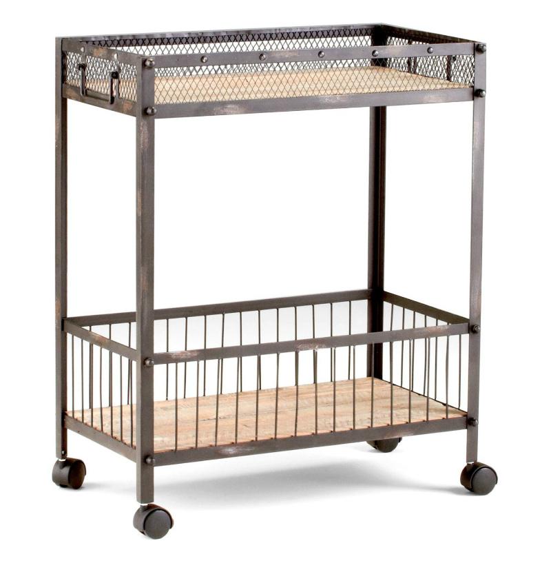 kitchen trolley cart cabinet drawer pulls 20 best trolleys carts decoholic 15