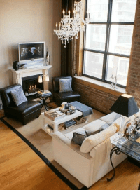 10 Tips For A Small Living Room - Decoholic