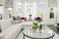 Fashionably Elegant Living Room Ideas - Decoholic