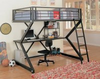 10 Best Loft Beds With Desk Designs - Decoholic