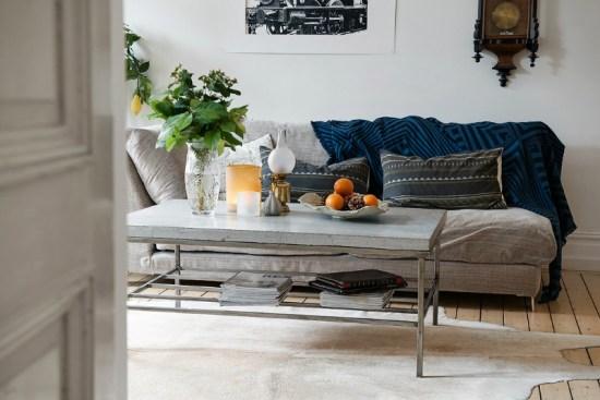 eclectic scandinavian home interior 17