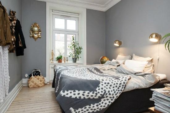 eclectic scandinavian home interior 18