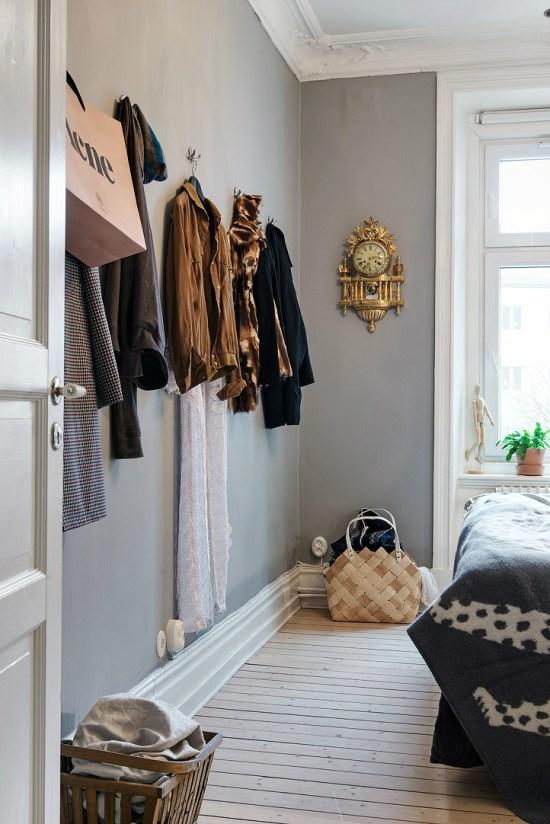 eclectic scandinavian home interior 21