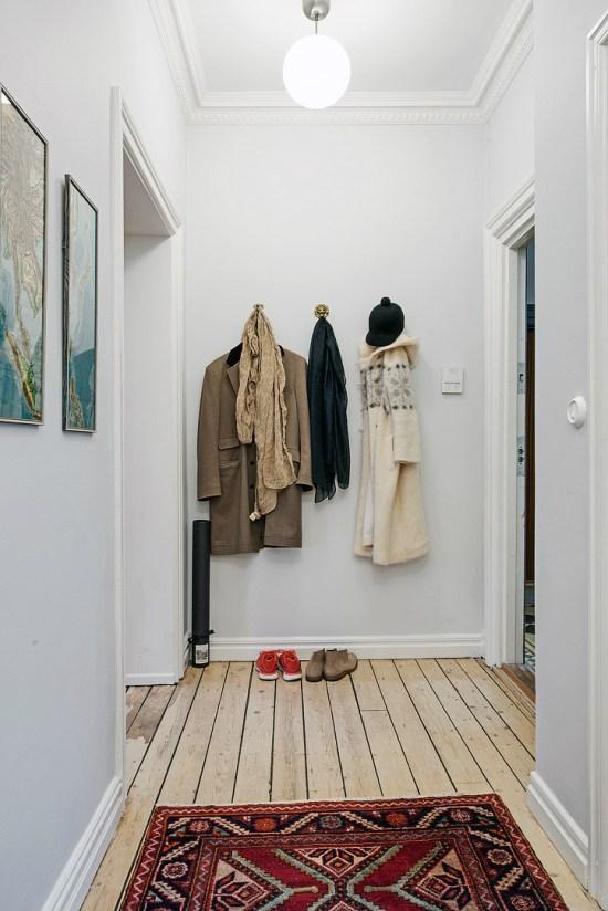 eclectic scandinavian home interior 28
