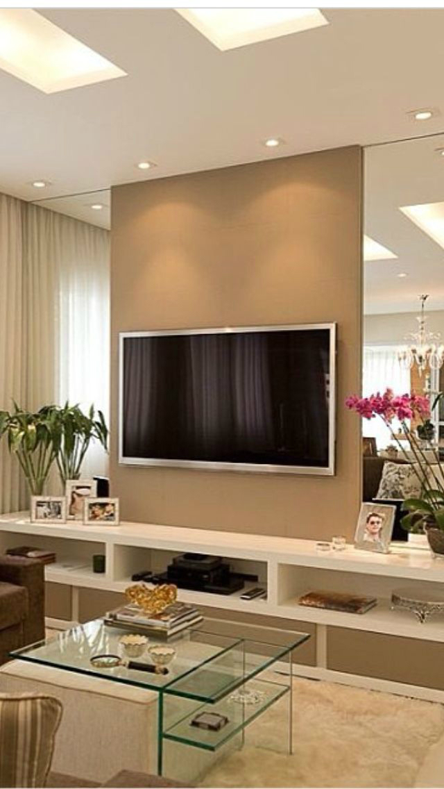 living room wall decor ideas 2017 paint with light wood trim 40 tv decoholic 14