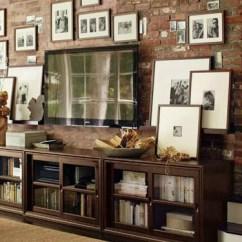 Living Room Wall Ideas With Tv Designs Dark Furniture 40 Decor Decoholic 22