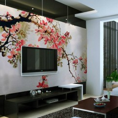 Ideas For Wall Decorations Living Room Beautiful Rooms With Leather Furniture 40 Tv Decor Decoholic 6
