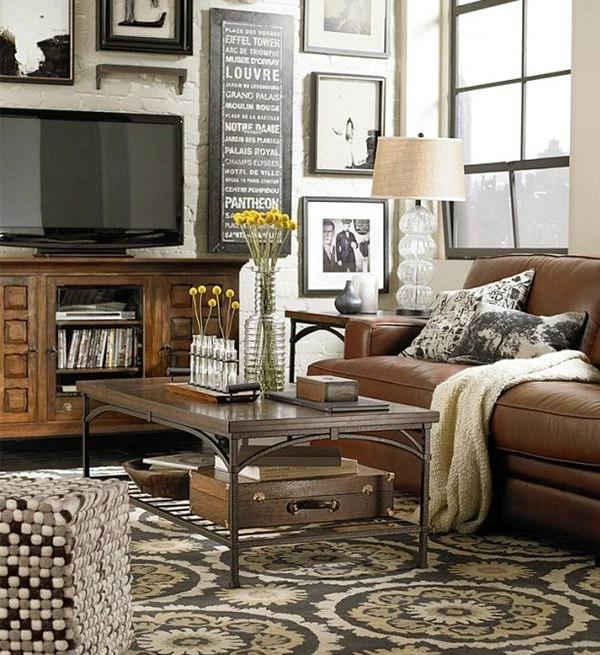 ideas for wall decorations living room media center 40 tv decor decoholic 9