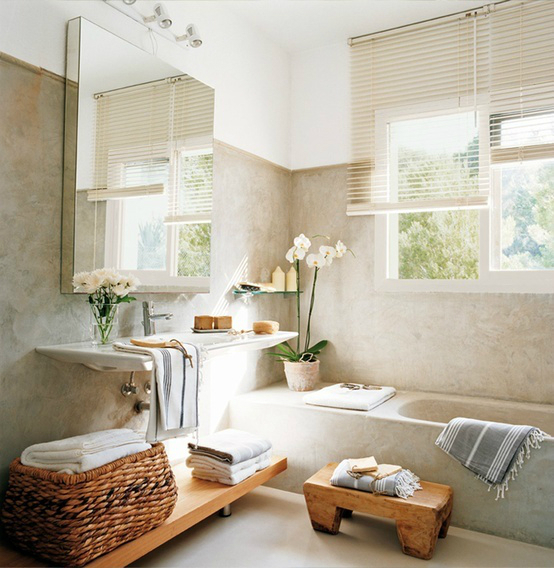 36 dream spa-style bathrooms - decoholic