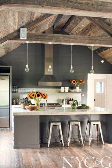 66 Gray Kitchen Design Ideas  Decoholic