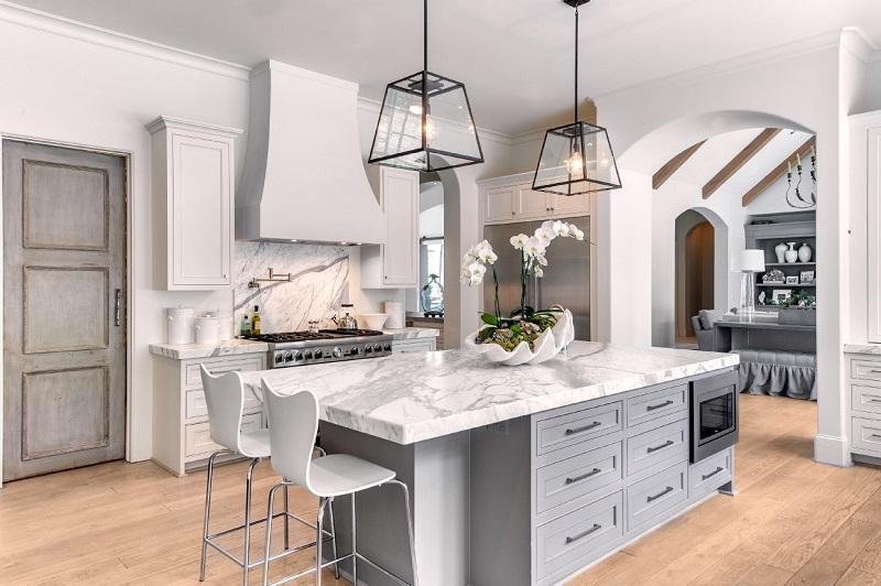 66 Gray Kitchen Design Ideas Inspiration For Grey Kitchens Decoholic