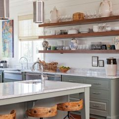 Kitchen Shelf Ideas Island And Chairs 26 Open Shelves Decoholic 28
