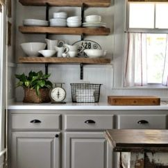 Kitchen Shelf Ideas Pictures Of Remodels 26 Open Shelves Decoholic Kithen 3