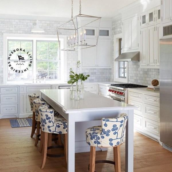 coastal style kitchen Coastal Homes: 54 Ideas - Decoholic