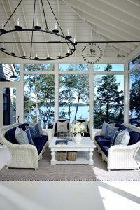 Coastal Homes: 54 Ideas | Decoholic