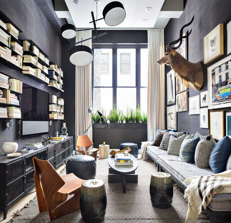 Decorating A Space With Different Styles  Decoholic