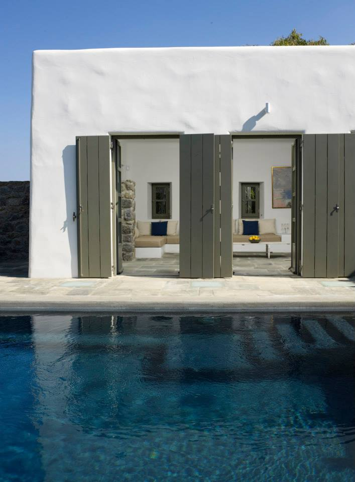 Modern Cycladic Interior With A Sense Of Invisible Luxury  Decoholic