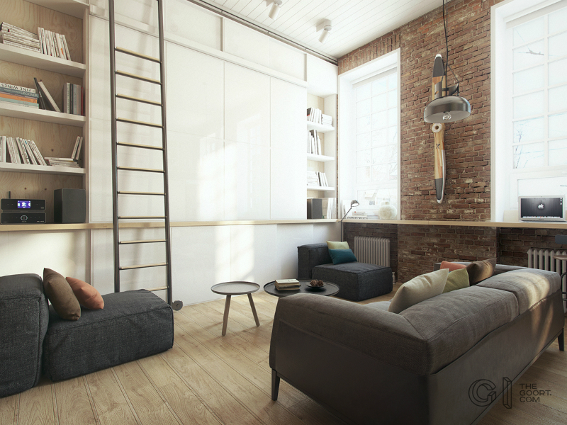 Small Spaces Can Make Big Impressions  Decoholic